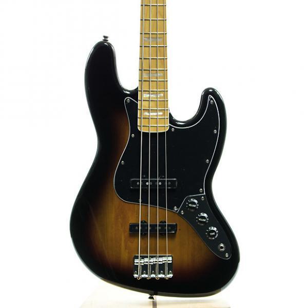 Custom Squier Vintage Modified Jazz Bass '77 3-Color Sunburst #1 image