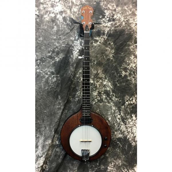 Custom Used Goldtone EB-5 Electric 5 String Banjo #1 image