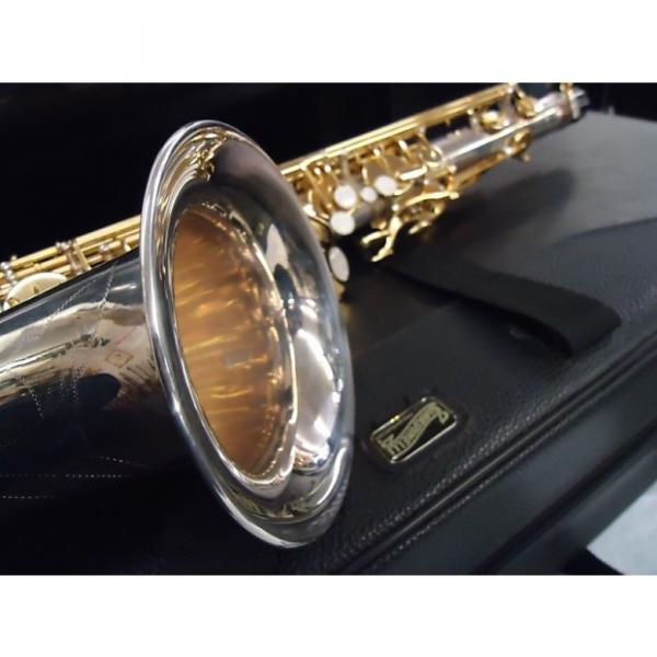 Custom DC Pro Tenor Sax SERIES II DC pro Silver and gold #1 image