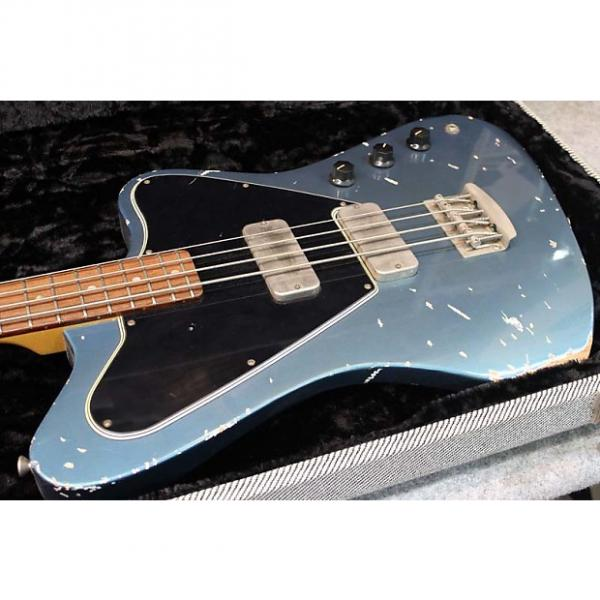 Custom Fano Alt de Factor PX4 Heavy Aged 2012 Pelham Blue #1 image