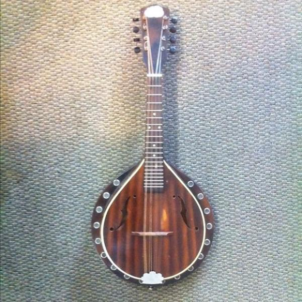 Custom Regal Blue Comet Mandolin 1930's #1 image