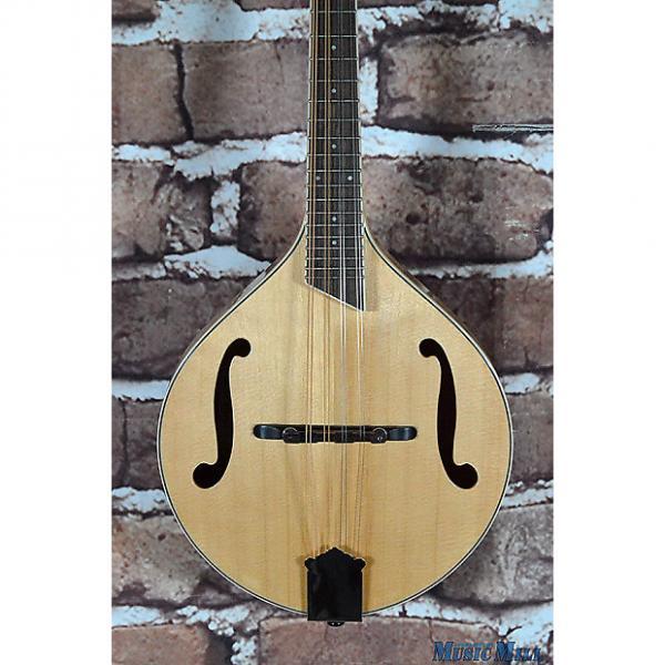 Custom B-Stock Breedlove Crossover OF NT Mandolin Natural #1 image