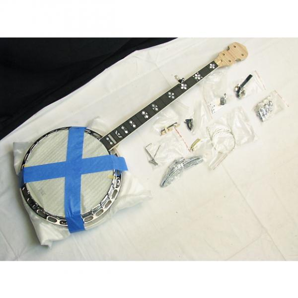 Custom GOLD TONE OB-250 Orange Blossom bluegrass resonator BANJO KIT - new #1 image