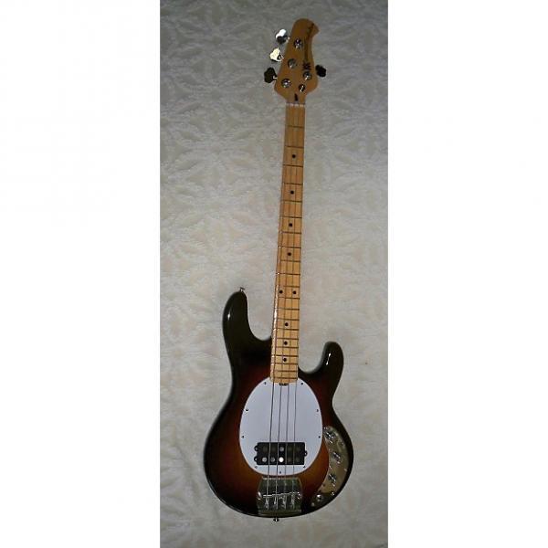 Custom Ernie Ball Music Man Stingray 40th Anniversary Old Smoothie Bass Guitar, Reissue of 1976 Original #1 image