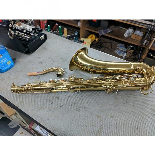 Custom Conn 10 M Tenor Saxophone and Conn Colonial Tenor Saxohpone #1 image