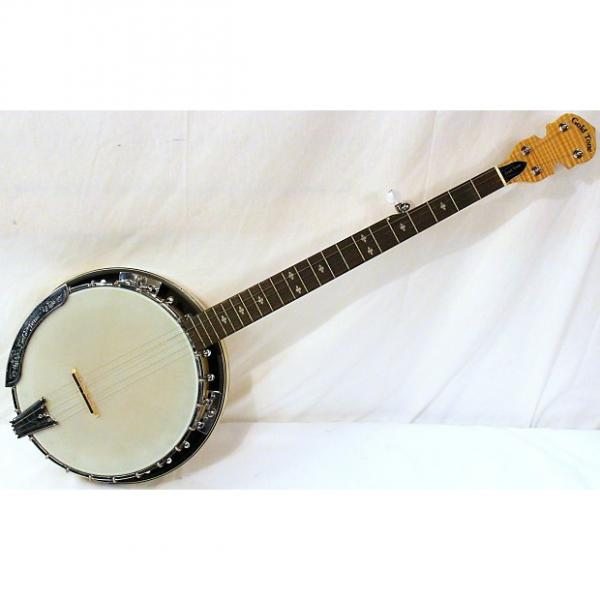 Custom Goldtone MC-150R/P Maple Classic Banjo w/ Steel Tone Ring & Resonator #1 image