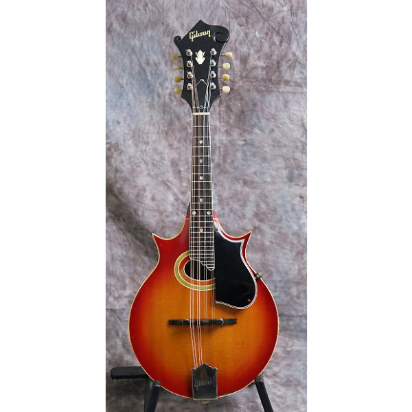 Custom Gibson A5 (Two point) 1964 Cherry Sunburst #1 image