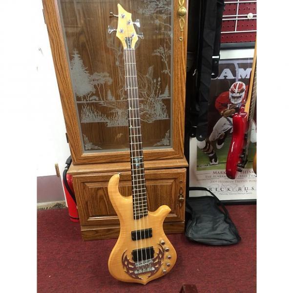 Custom Traben AP4 Bass * rare Vintage *2000s Creme #1 image