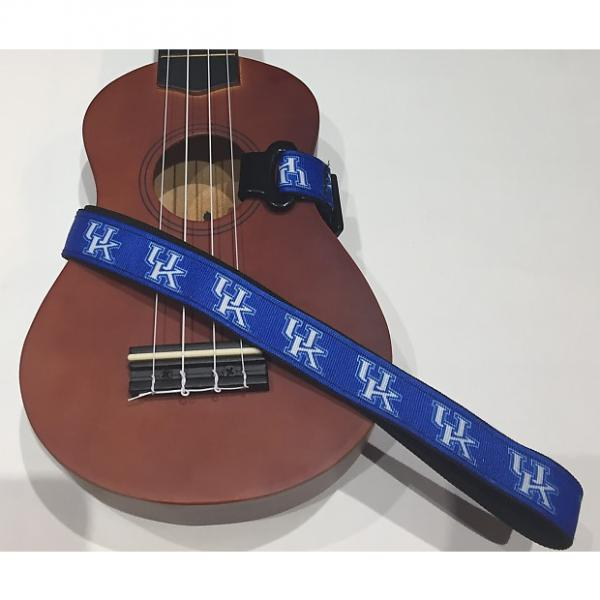 Custom Kentucky Wildcats Ukulele Strap #1 image
