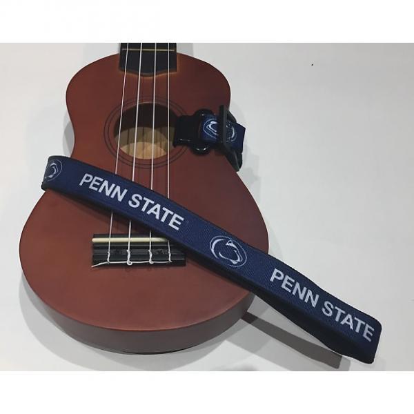 Custom Penn State Ukulele Strap #1 image