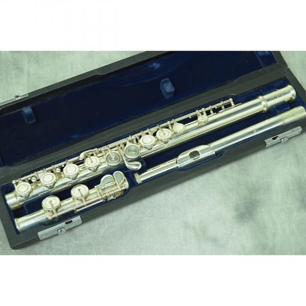 Custom Sankyo Silver Sonic PA NEL Flute #1 image