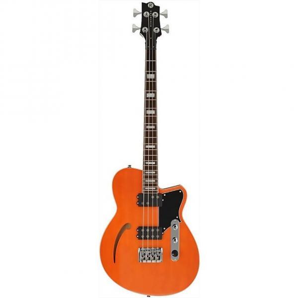 Custom Reverend Dub King Rock Orange - DK #1 image