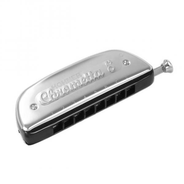 Custom Hohner Chrometta 8 #1 image