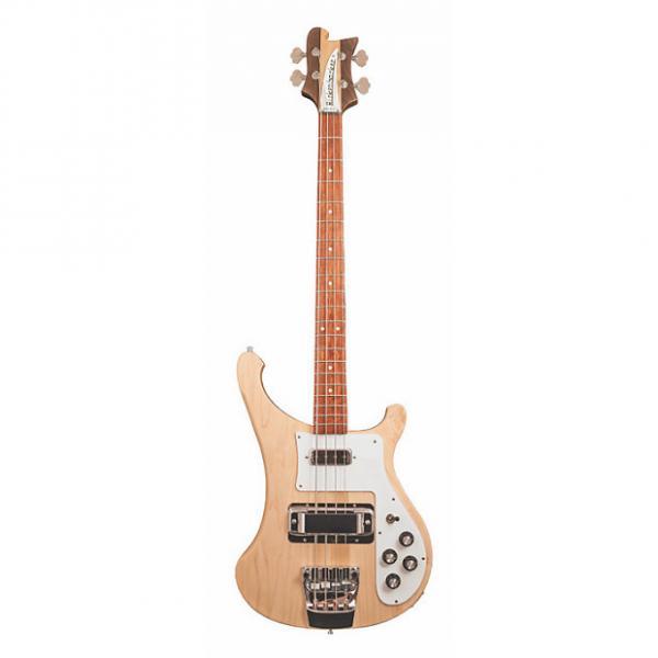 Custom Rickenbacker 4003S Bass Guitar Mapleglow With OHSC #1 image