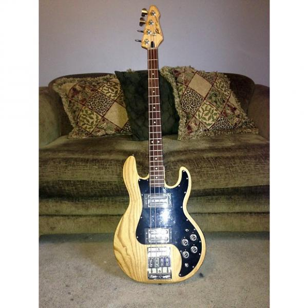 Custom Peavey T-40 Natural #1 image