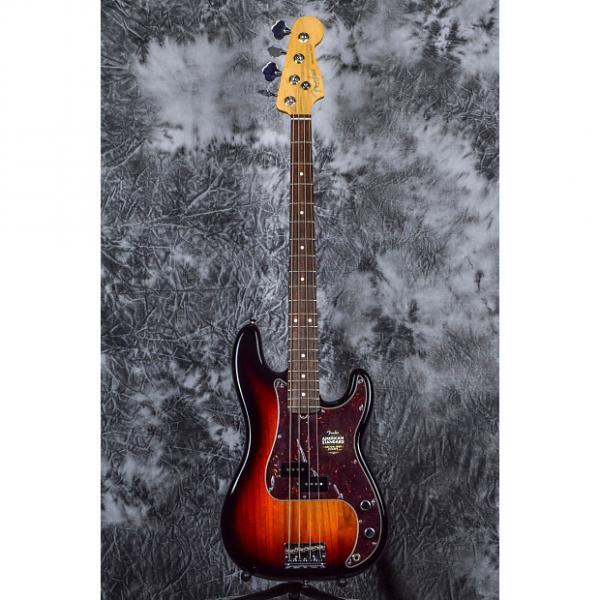Custom Fender American Standard Precision Bass 3-Color Sunburst w/ Rosewood Fretboard #1 image
