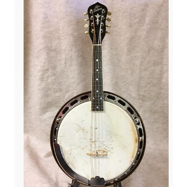 Custom Gibson MB-2 1931 Maple #1 image