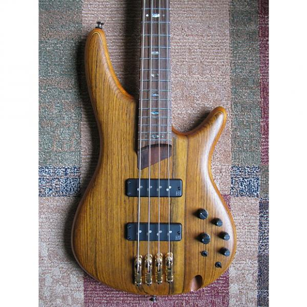 Custom Ibanez SR 1200E Premium bass  Natural #1 image