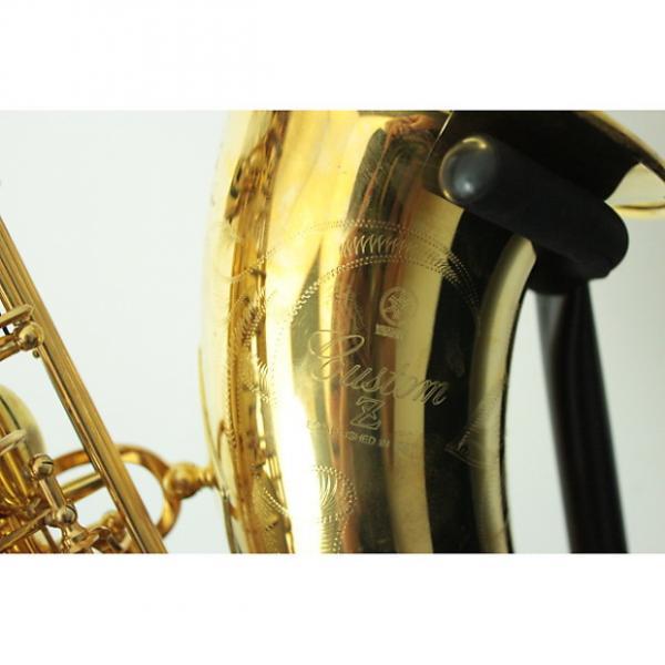 Custom Yamaha YTS-82ZIIU Tenor Saxophone 2015 Unlacquered #1 image