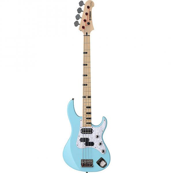 Custom Yamaha Attitude Limited 3 Billy Sheehan Signature Electric Bass Sonic Blue +Case #1 image