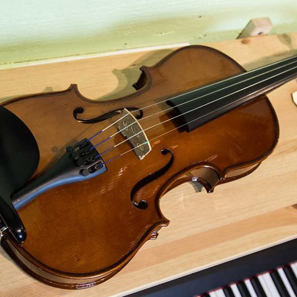 Custom Alfred Stingl by Hofner Restored Violin #1 image