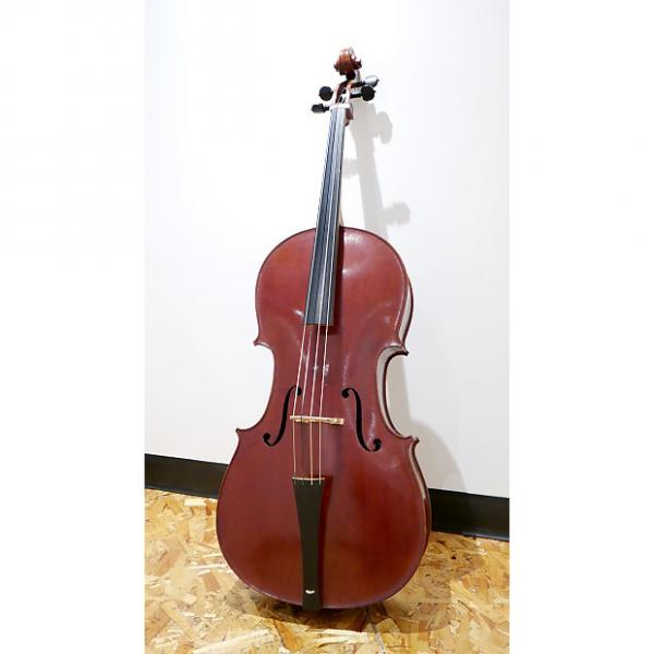 Custom Baroque cello #1 image