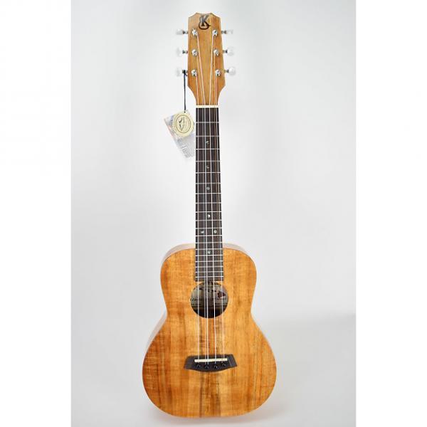Custom Kanile'a K-1T6 Six String Tenor 2016 Koa Gloss Kanilea #1 image