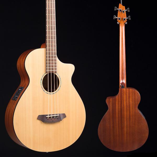 Custom Breedlove Atlas Bass ABJ250 With OHSC 4406 USED #1 image