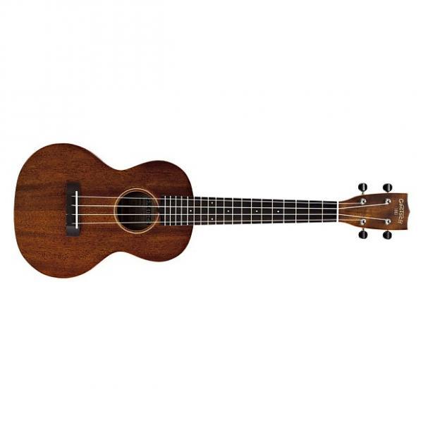 Custom NEW! Gretsch G9120 Tenor Standard ukulele in mahogany stain finish #1 image