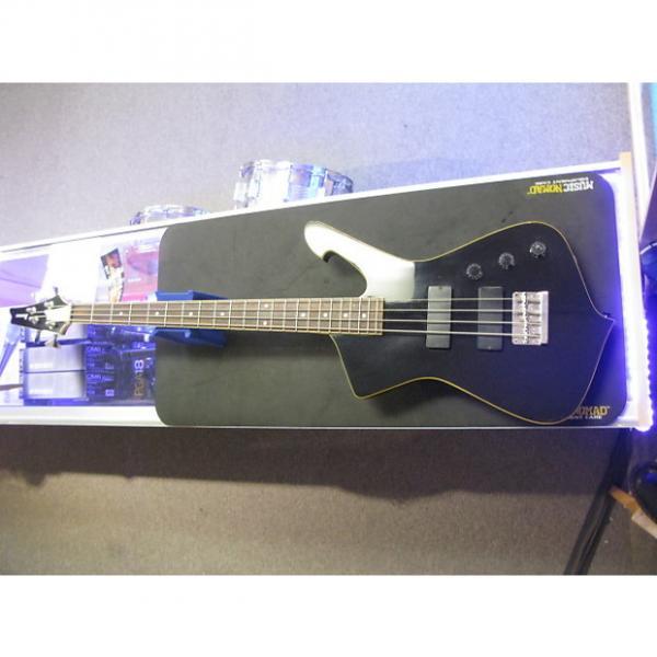 Custom Ibanez Iceman ICB300 Black #1 image