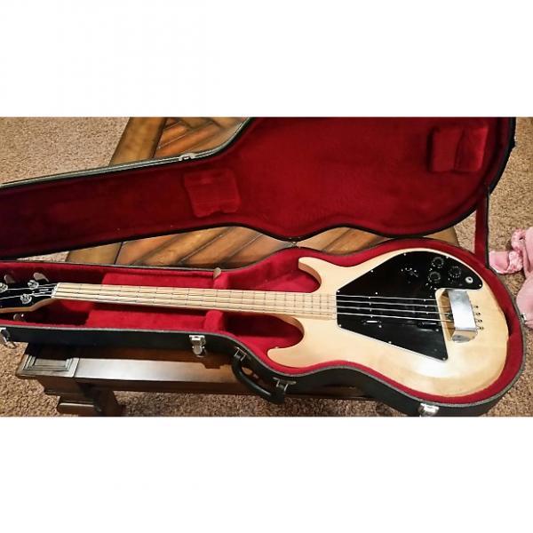 Custom Gibson Ripper 1978 natural, all orginal! #1 image
