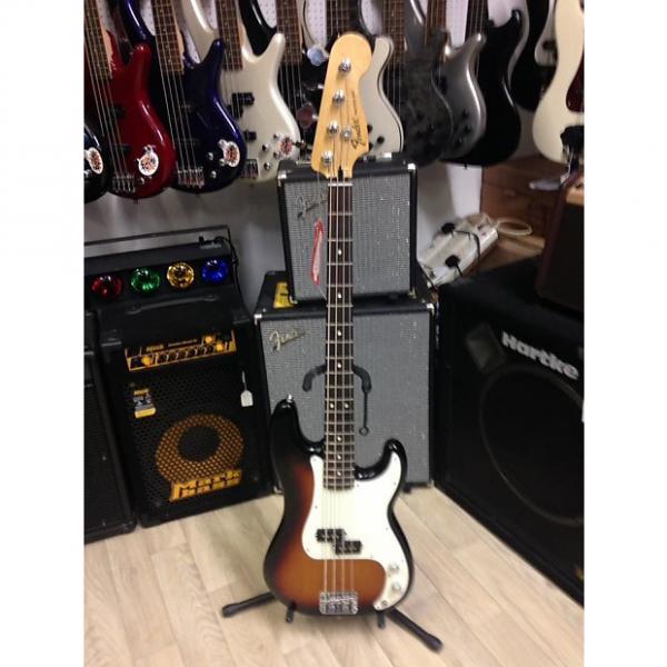 Custom Fender Standard Precision Bass #1 image