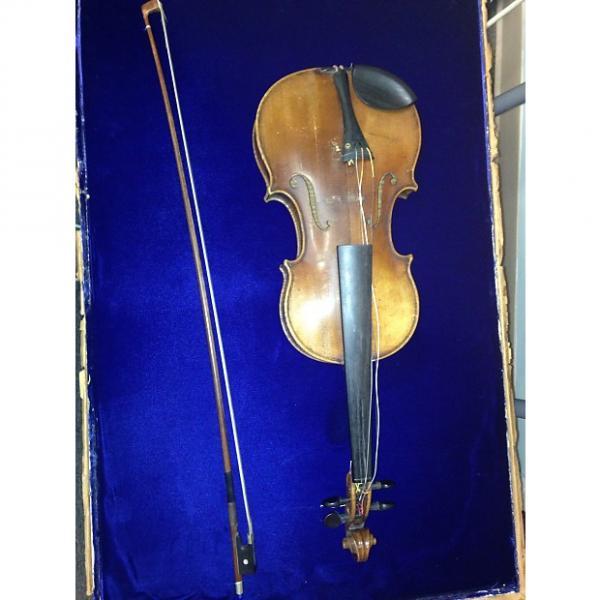Custom Durrschmidt Violin Geigenbauer Markneukirchen #1 image
