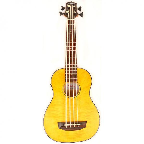 Custom Hadean UKB-29 Bass Uke Ukulele #1 image