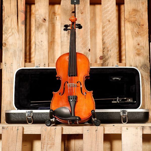 Custom Eastman VL80ST 3/4 Violin Outfit 2000's Spruce #1 image