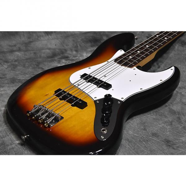 Custom Fender Japan Jazz Bass JB-STD 3TS #1 image
