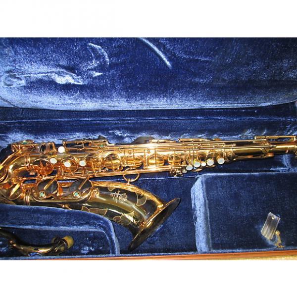 Custom SELMER MARK VI 1968 Tenor Saxophone with original case #1 image