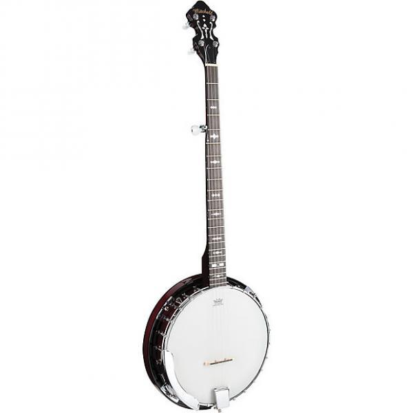 Custom Mitchell MBJ200 Deluxe 5-String Banjo #1 image