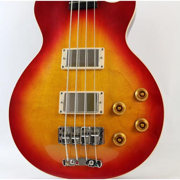 Custom Gibson Les Paul Standard LPB-3 Bass 1999 #1 image