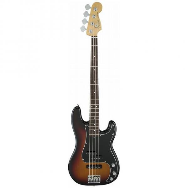 Custom Fender Limited Edition American Standard PJ Bass 3 Tone Sunburst - Magnificent 7 #1 image