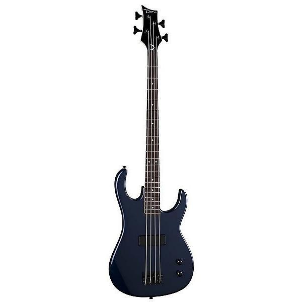 Custom Dean Zone Bass - Metallic Blue #1 image