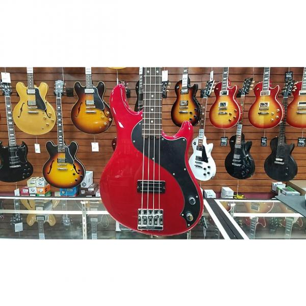 Custom Modern Player Dimension Bass Candy Apple Red #1 image