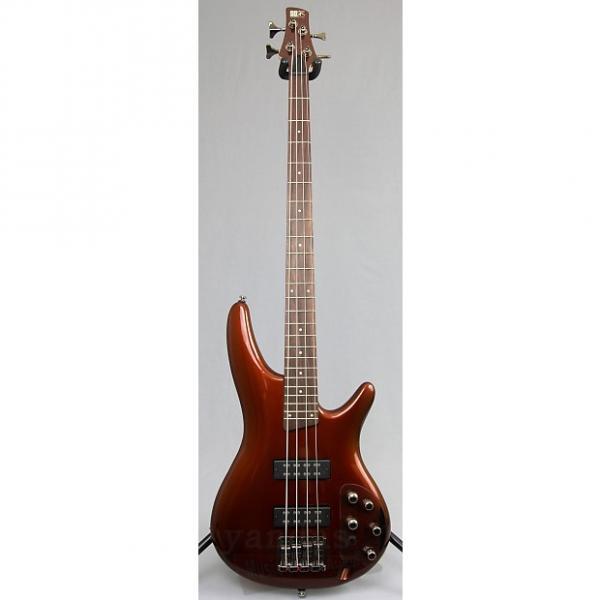 Custom Ibanez SR300E SR Series Bass Guitar - Root Beer Metallic #1 image