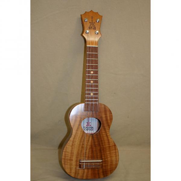 Custom KoAloha Opio Soprano ukulele Acacia w/bag #1 image