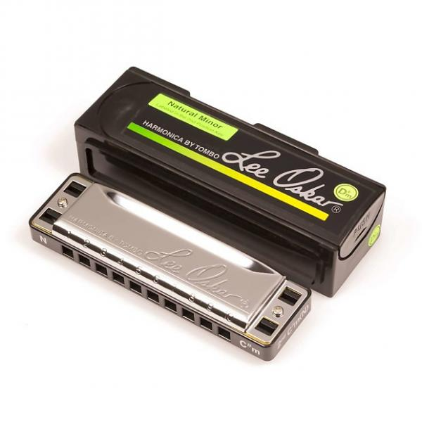 Custom Genuine New Lee Oskar 1910 Natural Minor Harmonica or Harp. Key of D Flat Minor #1 image
