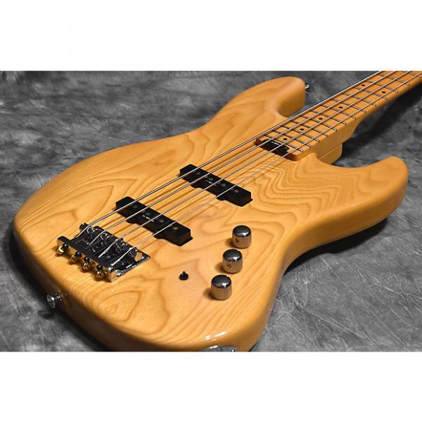 Custom Blade Jazz bass Type Natural #1 image