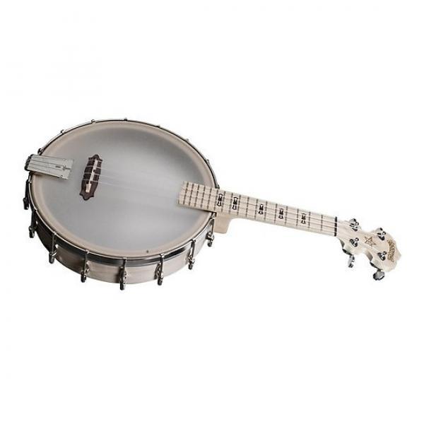 Custom Deering Goodtime Banjo Concert Scale Ukelele #1 image