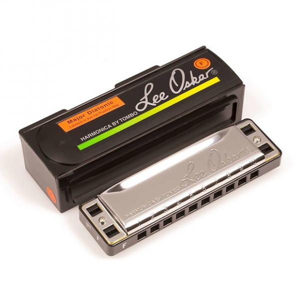 Custom Genuine New Lee Oskar 1910 Major Diatonic Harmonica or Harp. Key of F #1 image