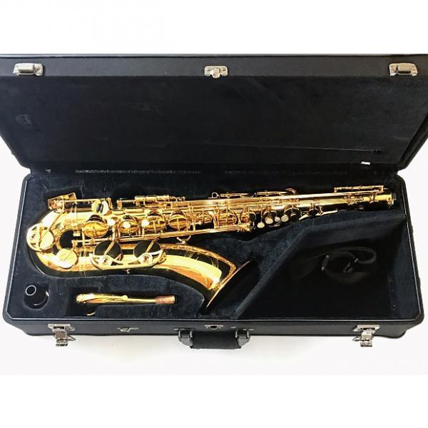 Custom Yamaha YTS-62 Tenor Saxophone Brass, Laquer Made in japan #1 image