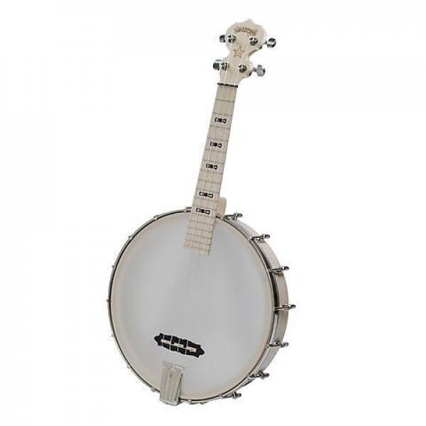 Custom Deering Goodtime Banjo Tenor Scale Ukelele #1 image